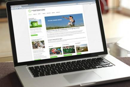 Webdesign Greifswald Entsorgung