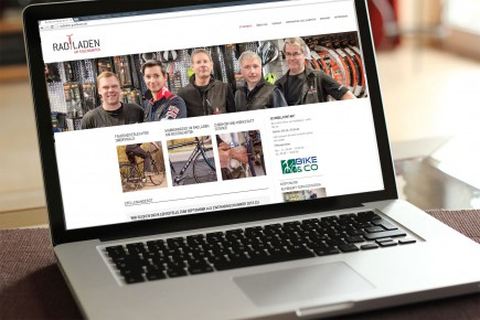 Webdesign Radladen Greifswald